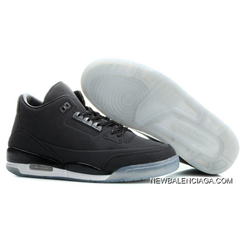 aece9b480c65 ... shop air jordans 3 5lab3 black black clear new style 799cd ce273