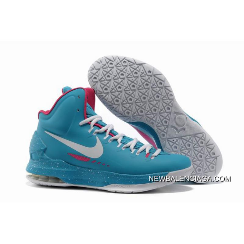 2a52d6f2a335 New Release Women Nike KD 5 Basketball Shoe SKU 190146-208 ...
