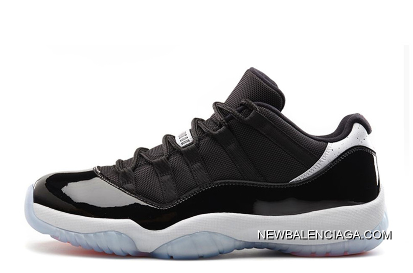 1368c7c6a721 New Air Jordan 11 Retro Low Black Infrared 23-Pure Platinum Buy Now ...