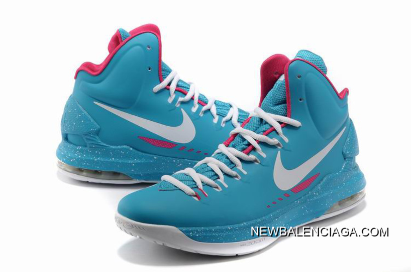 9c08ac36753e New Release Women Nike KD 5 Basketball Shoe SKU 190146-208