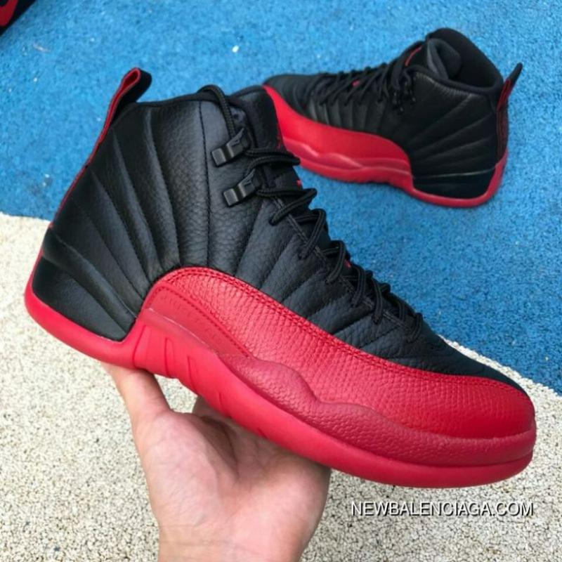 info for 25c03 7a1f7 Aj12 Black Red Size Air Jordan 12 On Flu Game Aj12 Black And Red Collapsed  In 130690-130690 Online