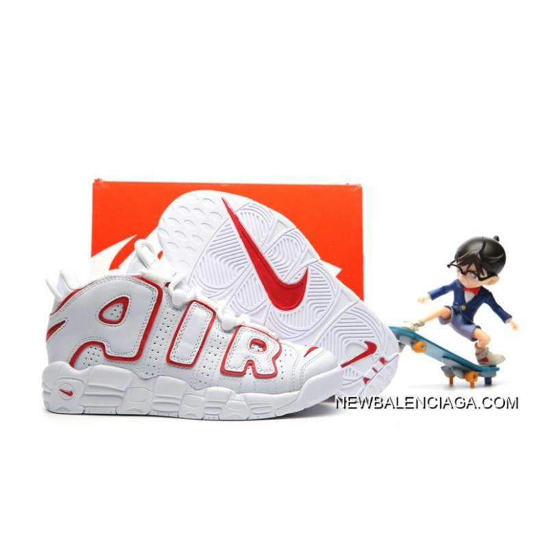 bf3435b1c02f Kid Shoes Nike Air More Uptempo Sneakers SKU 19913-203 New Release ...