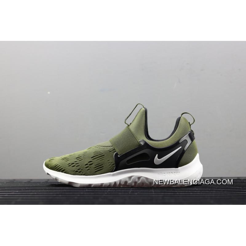 432a92f4ce13 Nike Epic React Flyknit New Rhea Knit Sport Casual Shoes AA7410-5017 Outlet  ...