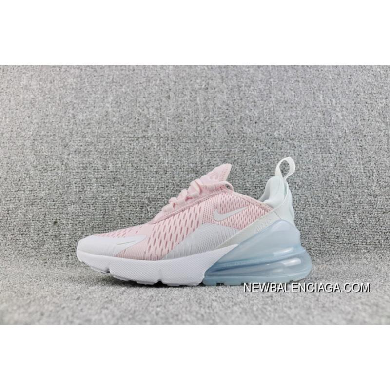 d50b7770a089 Nike Air Max 270 Overseas Version Of The New Heel Half-palm As Jogging Shoes  ...