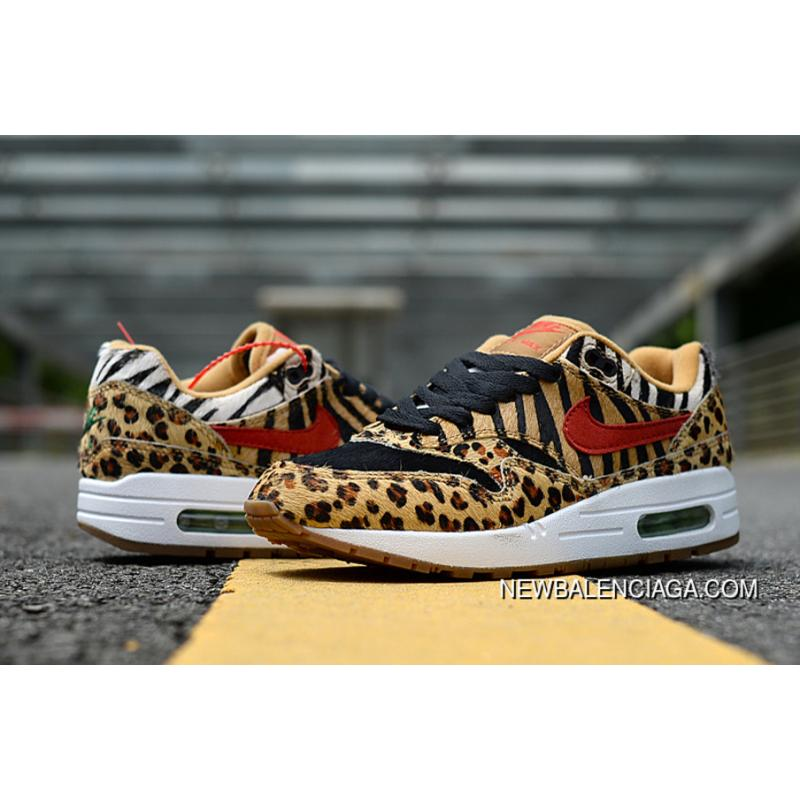 new product 355dc 864e0 ... Nike Air Max 87 Leopard Yellow Men Women Best ...