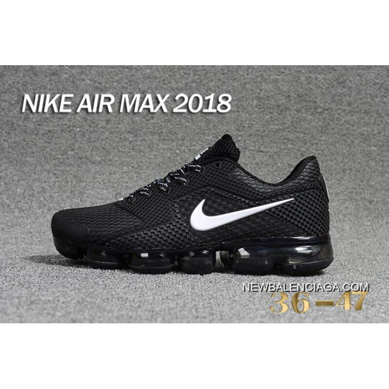 low priced 6df32 37f88 Big Deals Men Nike Air VaporMax 2018 Running Shoes KPU SKU 82746-259 ...
