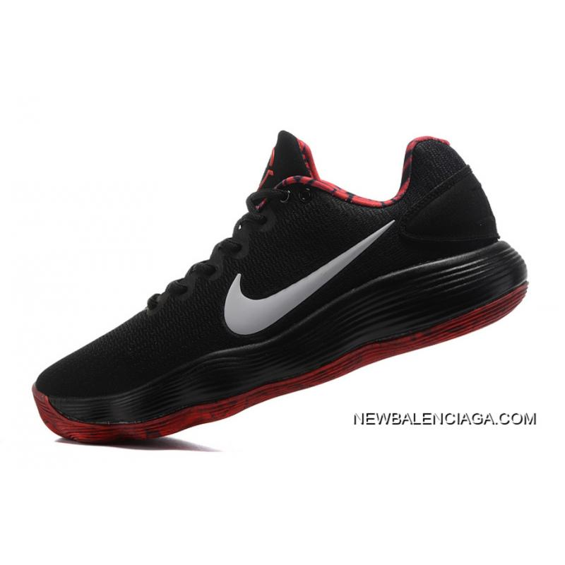 1cbf9122da10 ... switzerland latest nike hyperdunk 2017 low ep black red white 2c0cb  5ecb4