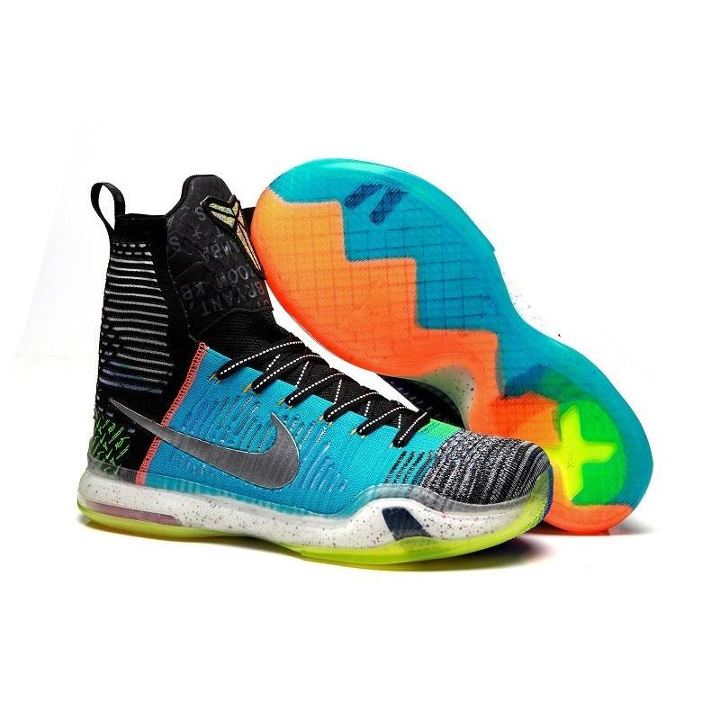 "the best attitude 26cba 5a991 Nike Kobe 10 Elite High SE ""What The"" Latest ..."