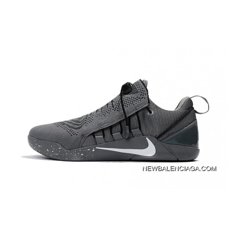 ... Nike Kobe A.D. NXT Dark Grey/White New Release ...