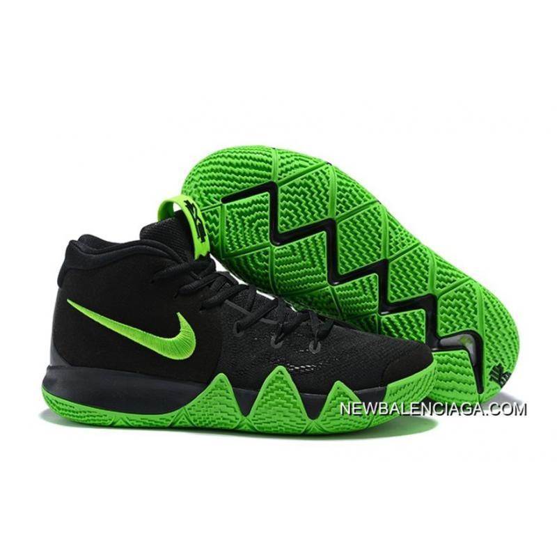 various colors b72aa b1ba0 sweden where to buy nike kyrie 4 black green free shipping 291e8 d62fd  34986 e8735