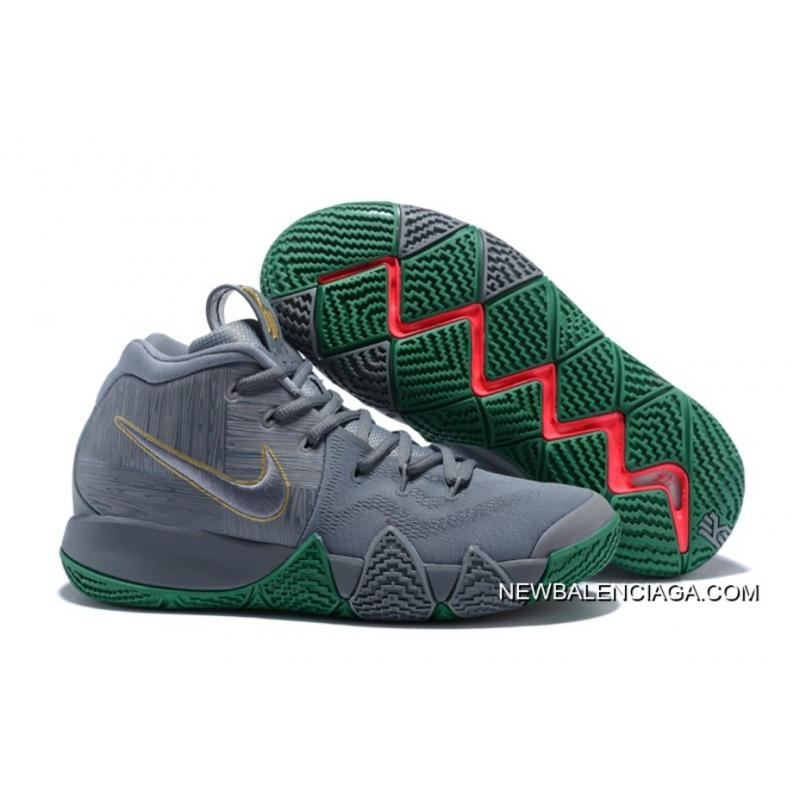 """df42eacdc555 Nike Kyrie 4 """"City Guardians"""" New Release ..."""