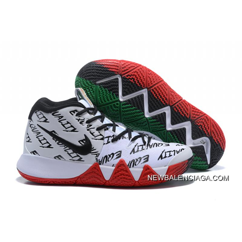 "Top Deals Nike Kyrie 4 ""BHM"" Equality Multi-Color ..."