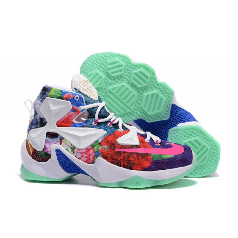 separation shoes 9ef13 b99ee Nike LeBron 13 25K Customize New Release ...