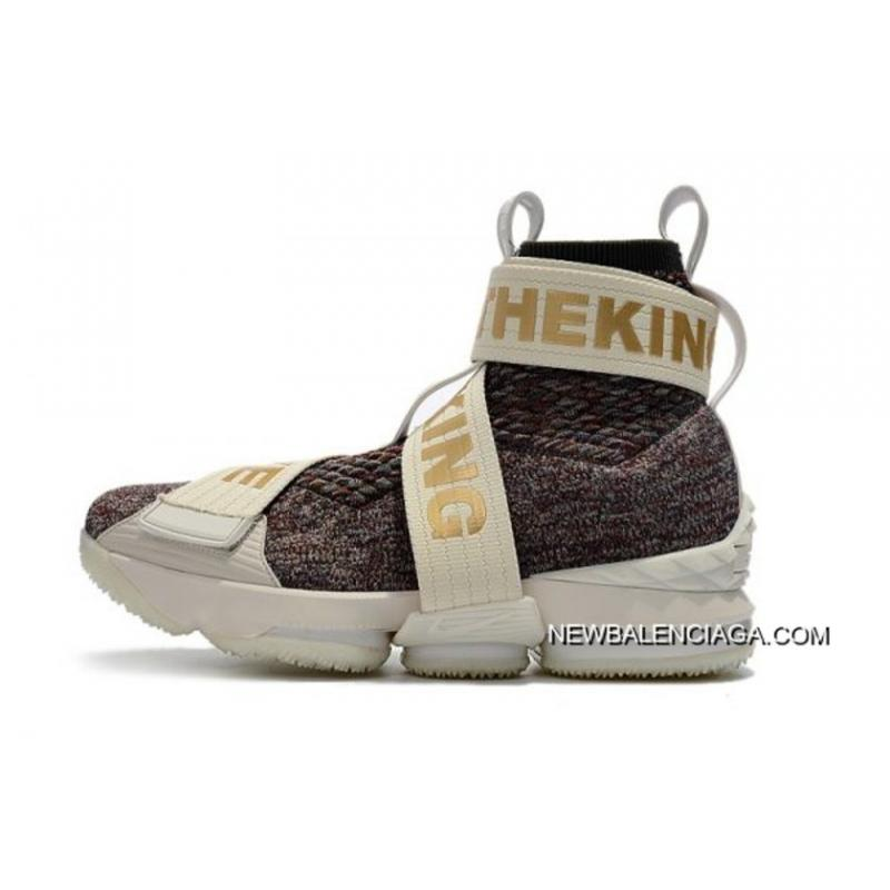 """188441d66533 Latest KITH X Nike LeBron 15 Lifestyle """"Stained Glass"""" Men s Basketball  Shoes ..."""