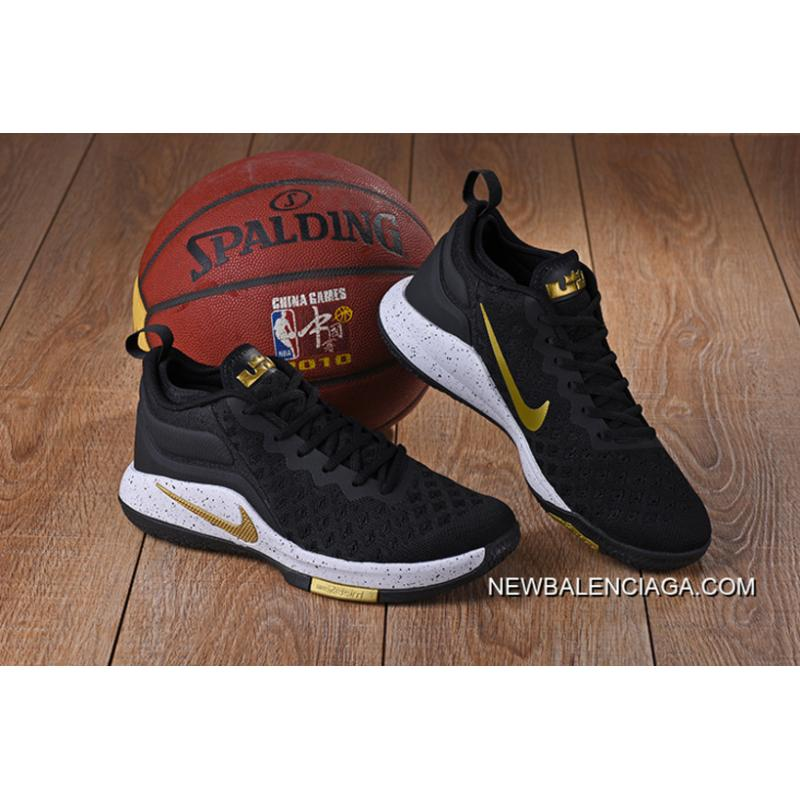promo code 76051 8fc01 promo code for new year deals nike lebron witness 2 flyknit black gold  e1d1c c6900