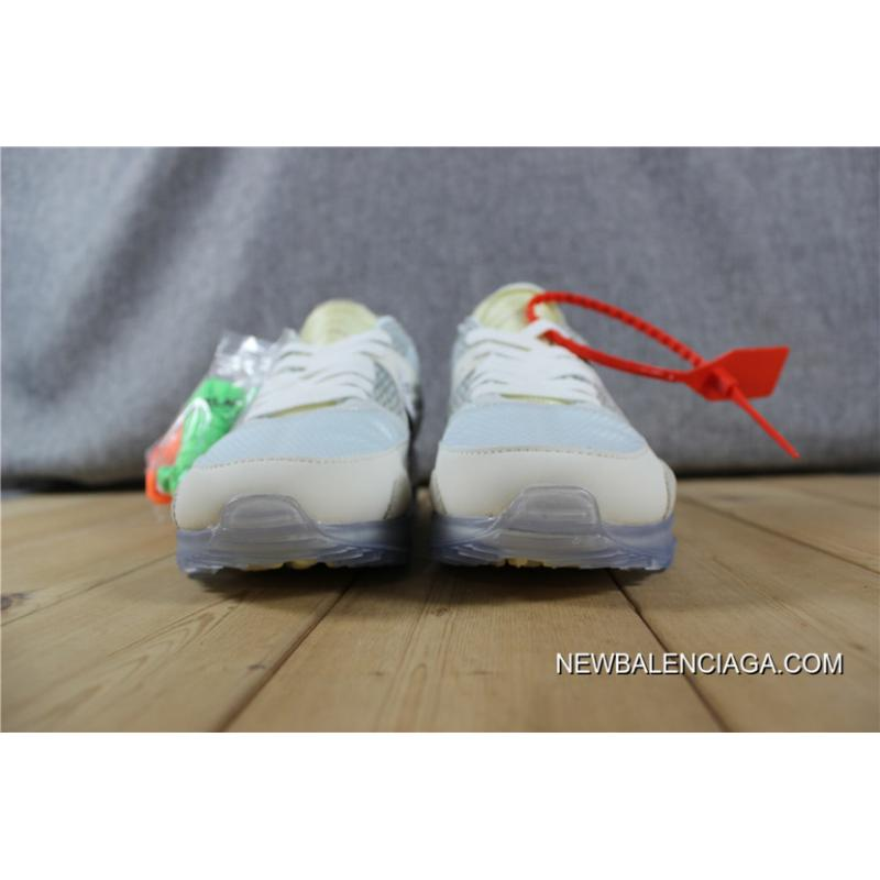2nd Air Max 90 X OFF WHITE New Year Deals