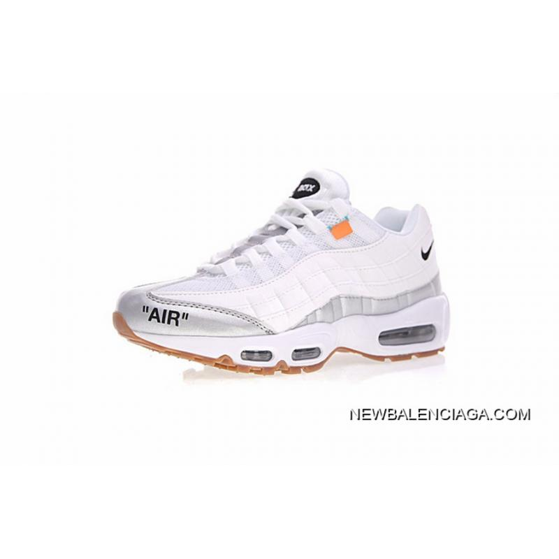 b049aeed3c20 Salute Virgil Abloh Designers Off White Nike Air Max 95 Retro X Zoom  Jogging Shoes Ow ...