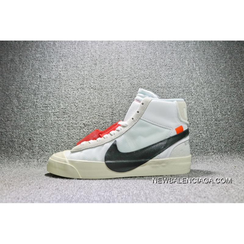 buy online e065b 54ea8 ... New Release All Size Sku Aa3832-100 Off-White X Nike Blazer Mid Ow ...