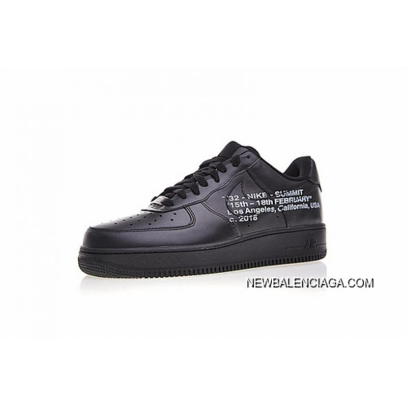 3411181e434da Virgil Abloh Designer Independent Brand Super Limited Off-White X Nike Air  Force 1 Low ...