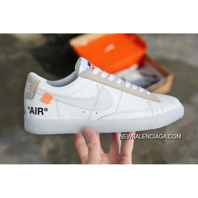 promo code bbd27 08450 Best Nike Blazer Low To Be Off-White X Mids Ow Skateboard Shoes Black White  Belt
