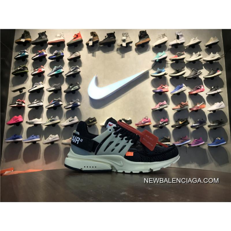 Max90 Off-White X Nike Air Presto Off Joint Sku Aa3830-001 New Style ... bee7ef601