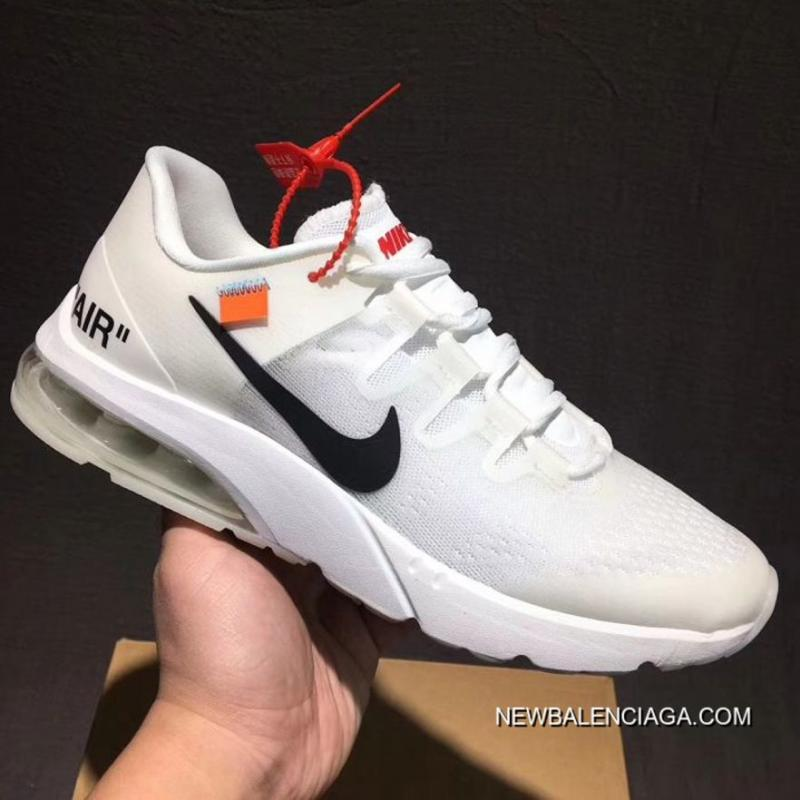 fa46e5ae7830 Men Off White X Nike Air Running Shoes SKU 188902-271 New Style ...
