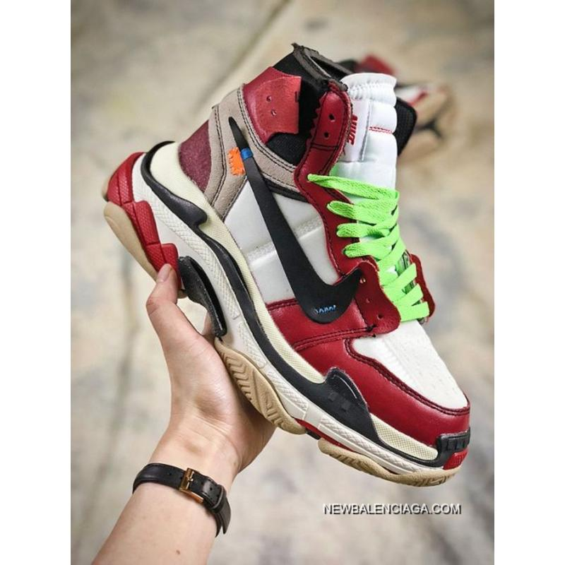 051a777fb437 Top Deals Men Off White X Nike Air Jordan Sneaker SKU 16165-275 ...