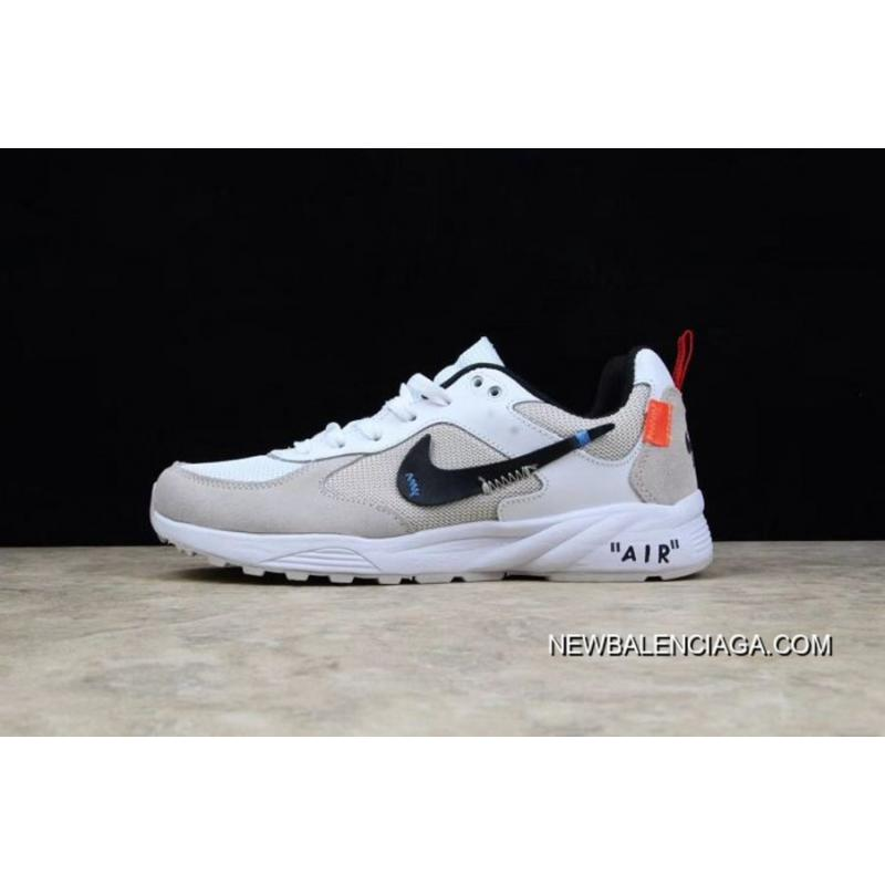 aba13c857 Discount Men Off White X Nike Air Icarus Extra Running Shoe SKU 158269-278  ...