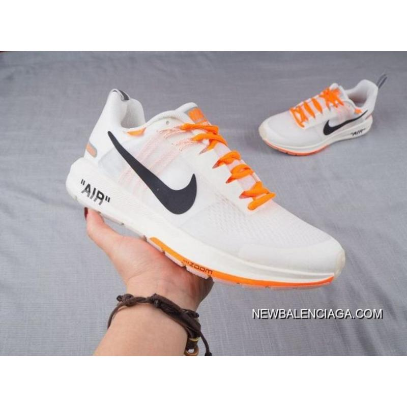 25c70e7230da For Sale Men Off White Virgil Abloh X Nike Air Zoom Structure 21 SKU 145730  ...