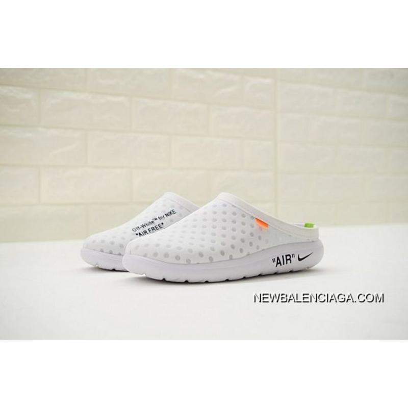 836c3422e91 Copuon Men Off White X Nike Air Rejuvens 3 Slipper SKU 78060-294 ...