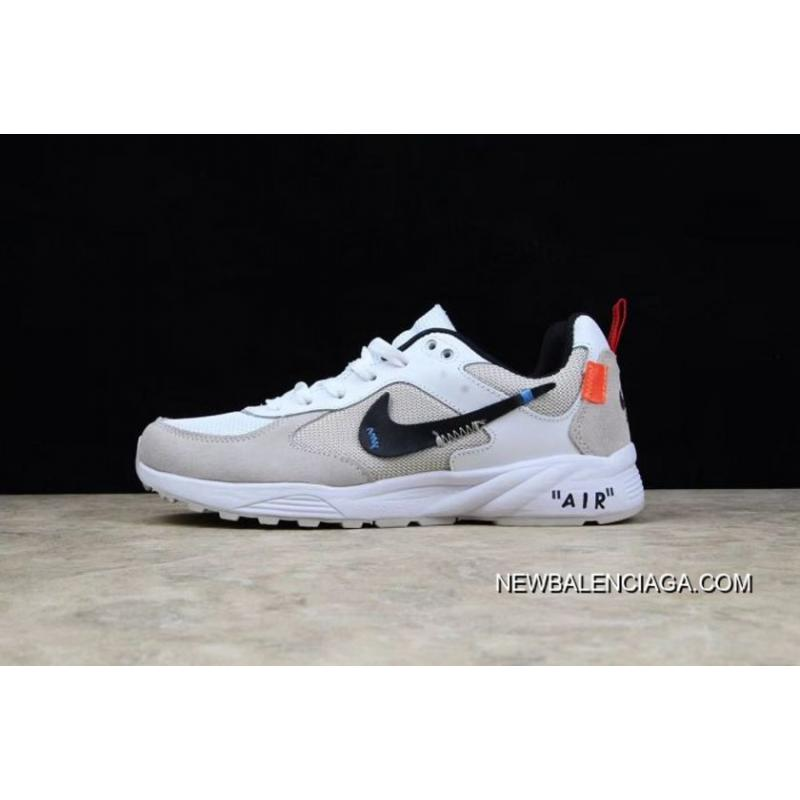 Women Off White X Nike Air Icarus Extra Sneaker SKU:182769-245 New
