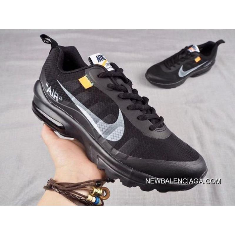 New Year Deals Women Off White X NNike Air Max 93 UL 14 Skepta Sneaker SKU  ...