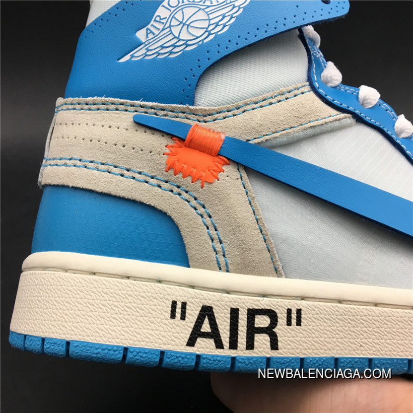 aa1bf62760d37a God Version 1 North Carolina Colorways Jordan OFF-WHITE Air 1 X Powder Blue  God