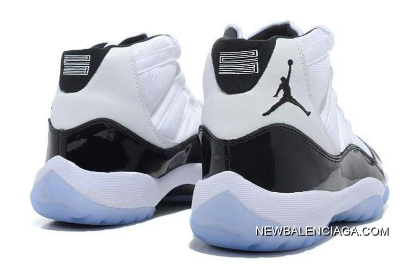 "wholesale dealer d4629 06f7b New Year Deals New Air Jordan 11 Retro ""Concord"" White Dark Concord-"