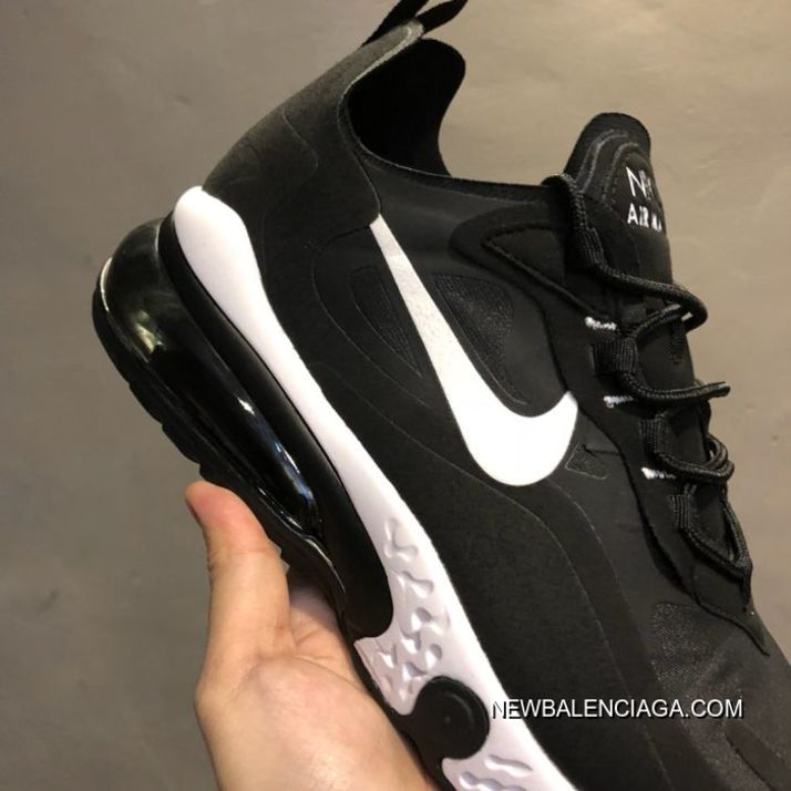info for 5eb75 18588 Men Nike Air Max React 270 Running Shoes SKU 43498-330 Where To Buy