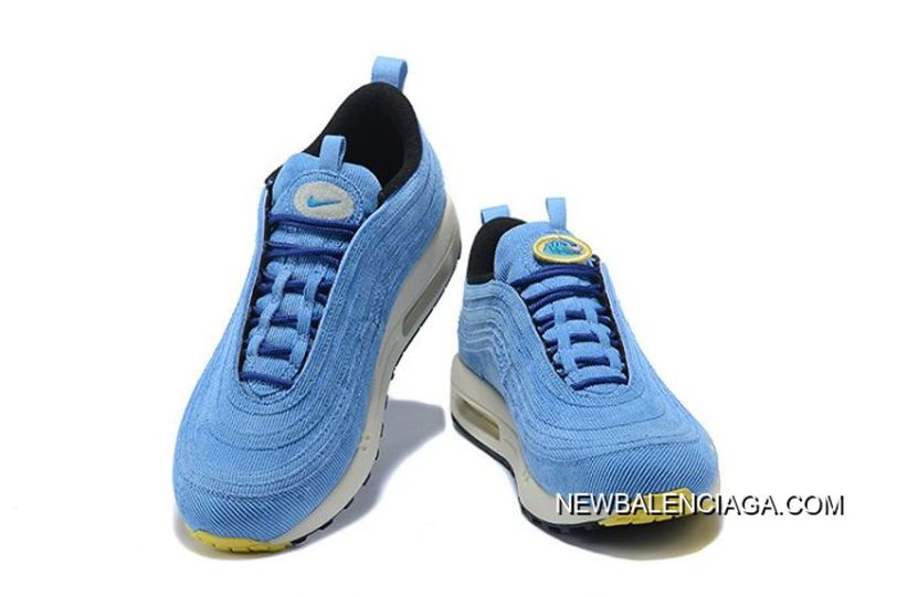 46db0f95d Men Sean Wotherspoon Nike Air Max 97 Hybrid SKU 30927-308 For Sale ...