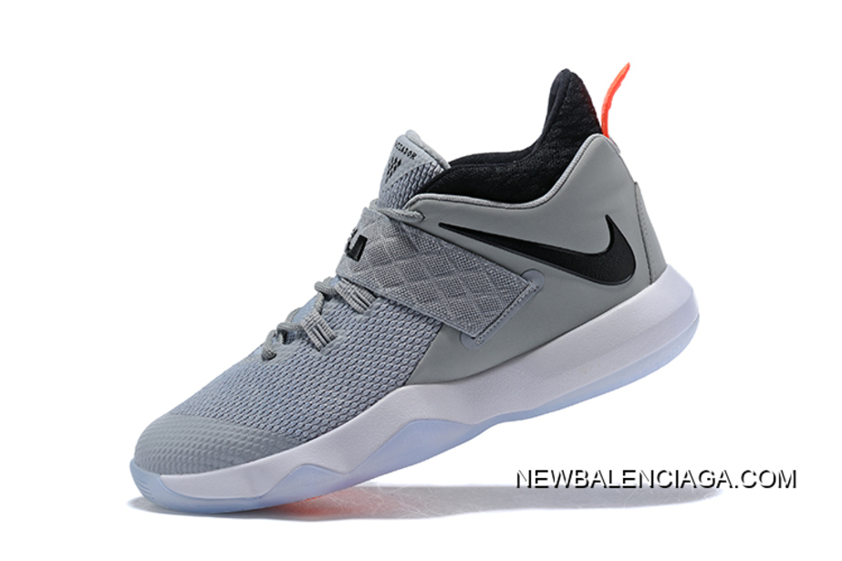 quality design 9d28b 64c19 For Sale Nike LeBron Ambassador 10 Wolf Grey Black-White