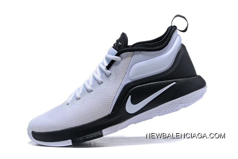buy online c9970 34412 Buy Now Nike LeBron Zoom Witness 2 White Black Basketball Shoes