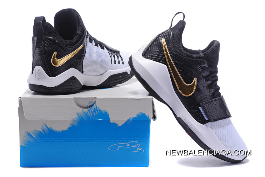 pg 1 white and gold Kevin Durant shoes