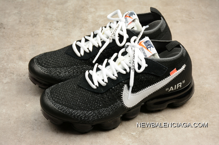 newest 5ee8c 6ca2c All Sizes Ref. Aa3831-001 Off-White X Zoom Joint Nike Air Vapormax