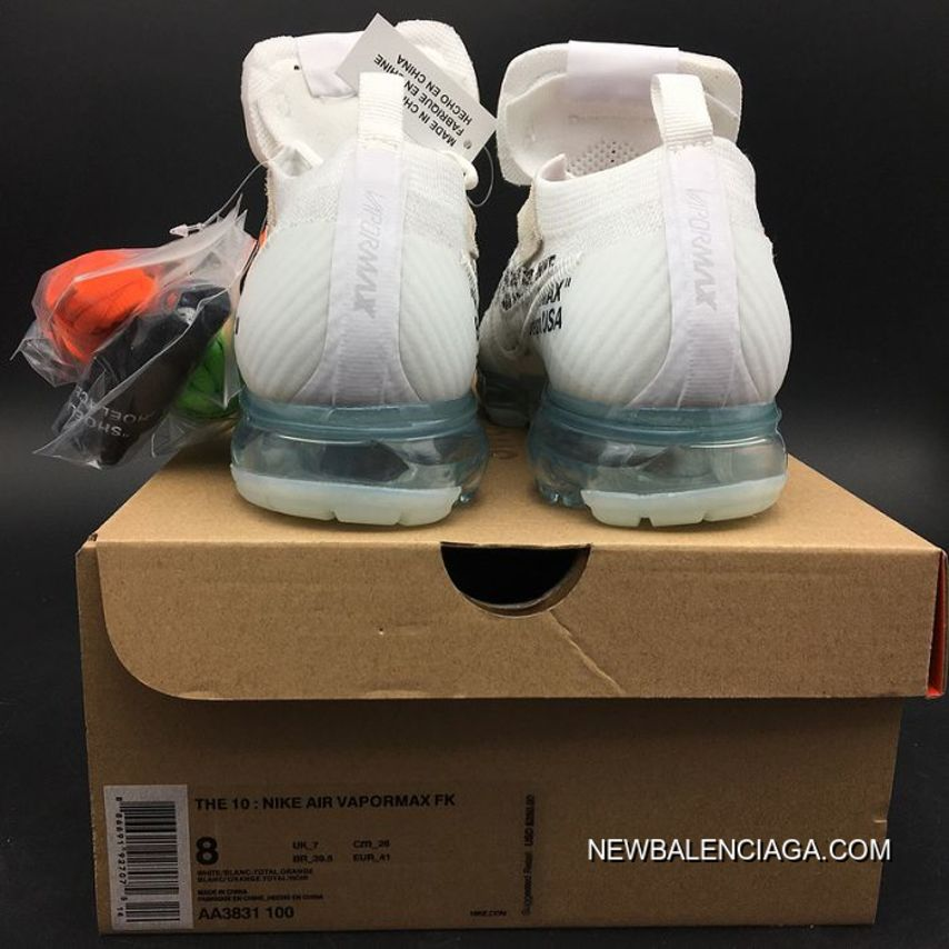 14b7483560471 Best Women 2018 Nike Air Vapormax X Off-White SKU 28826-231
